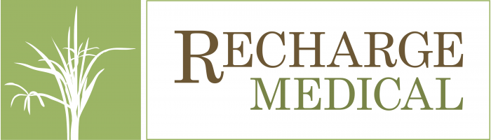 Recharge Medical Skin Clinic logo