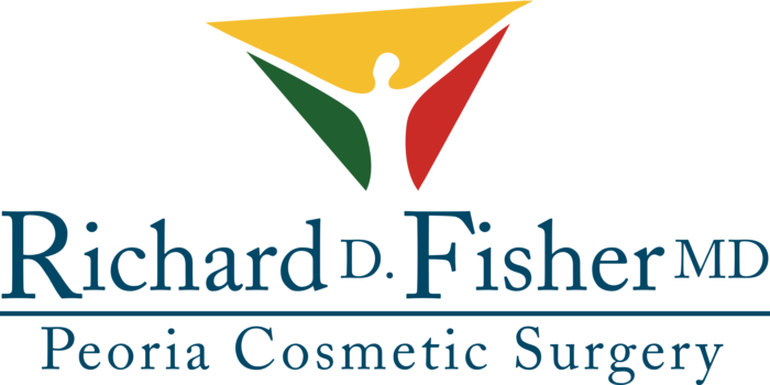 Richard D. Fisher MD Peoria Cosmetic Surgery logo