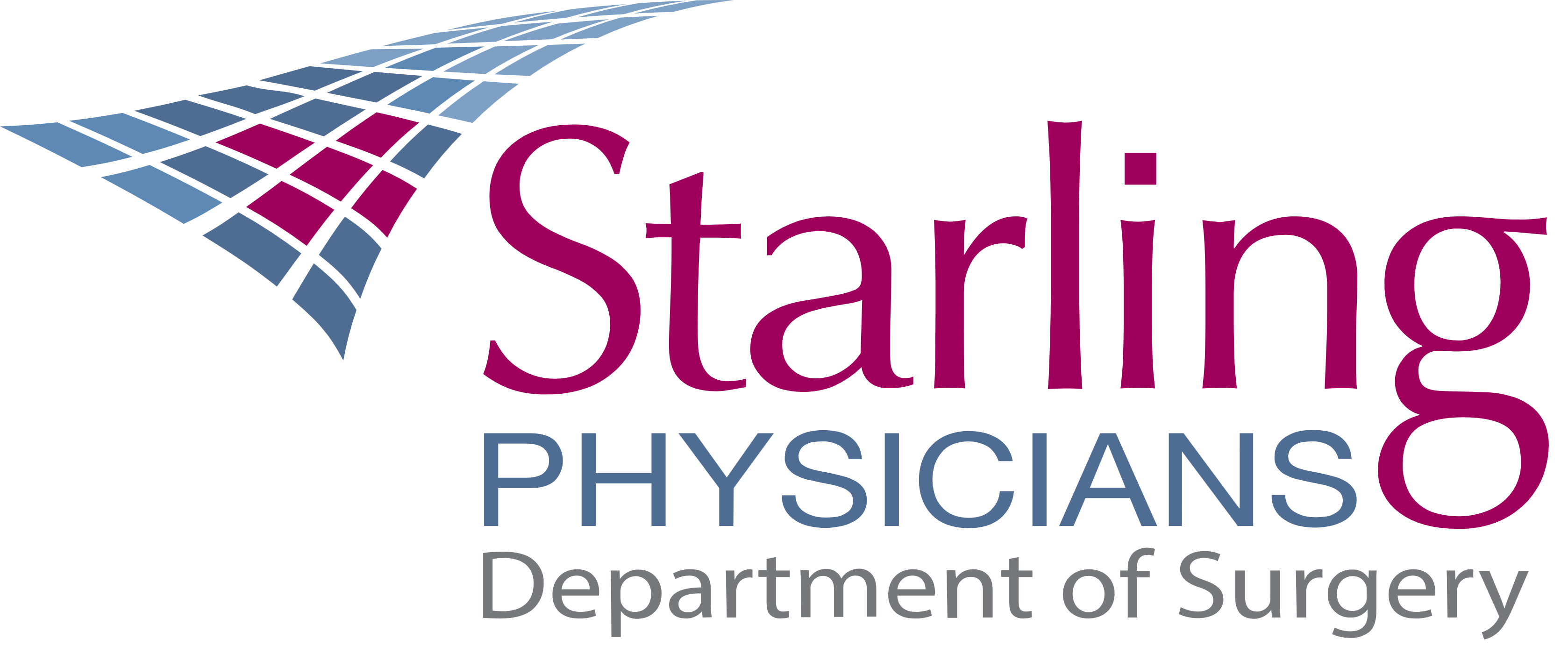 Starling Physicians Department Of Surgery Logos Download
