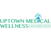 Uptown Medical Wellness & Anti-Aging Center logo