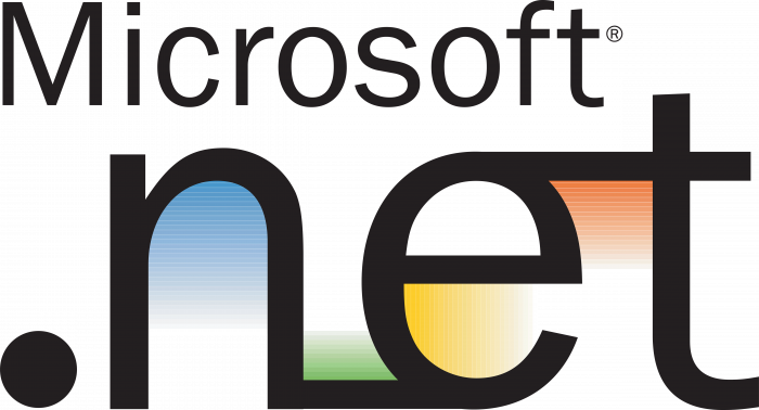 Microsoft .NET old logo