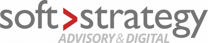 Soft Strategy Advisory Digital logo