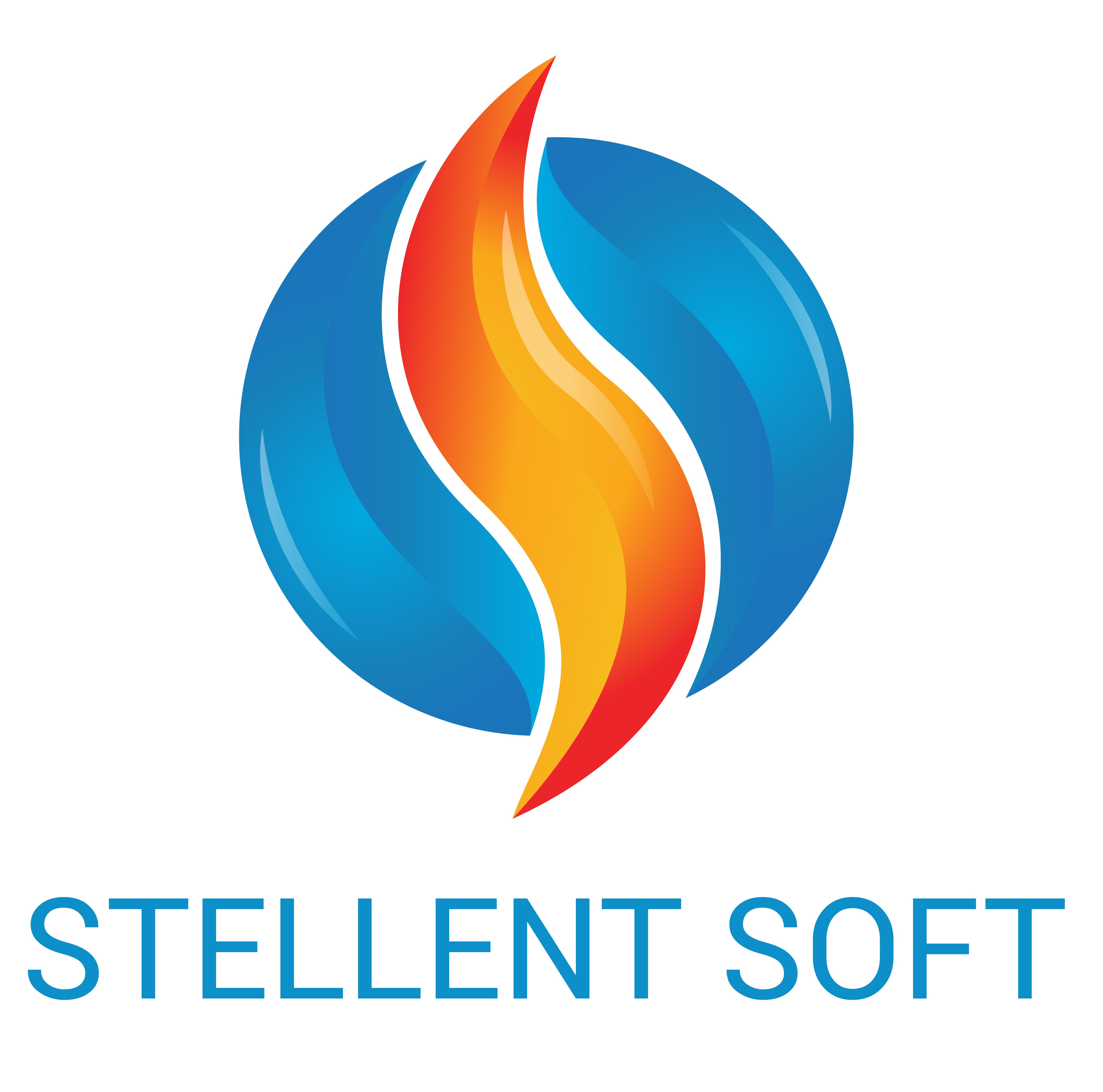Stellent Soft logo