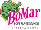 BoMar Soft Playgrounds logo