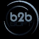 B2B Soft logo