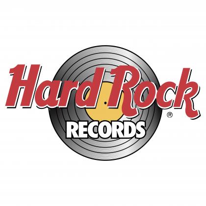 Hard Rock Records logo