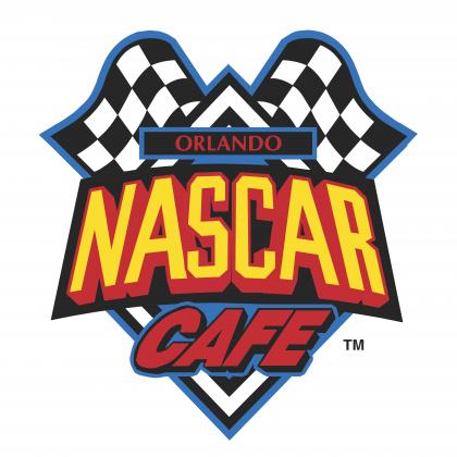 NASCAR Cafe logo
