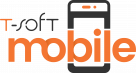 T Soft Mobile logo