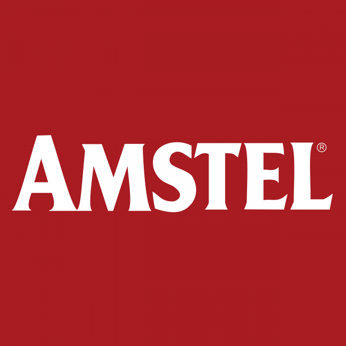 Amstel red logo