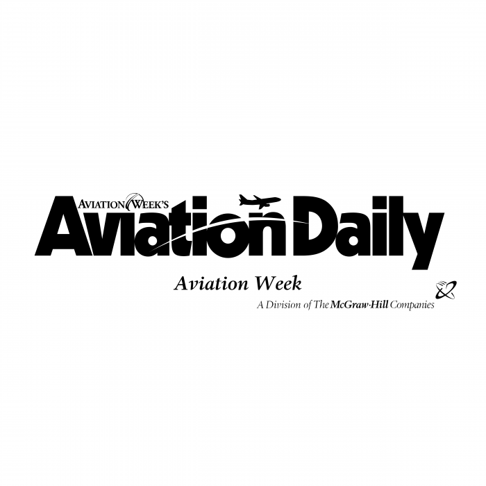 Aviation Daily logo black