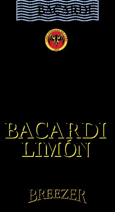 Bacardi Lemon logo