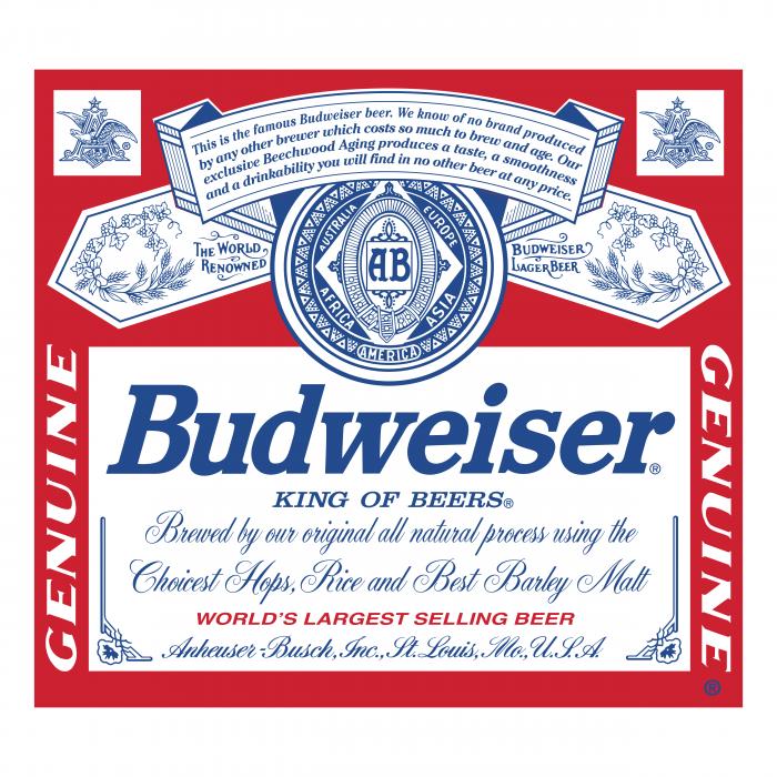 Budweiser Genuine logo