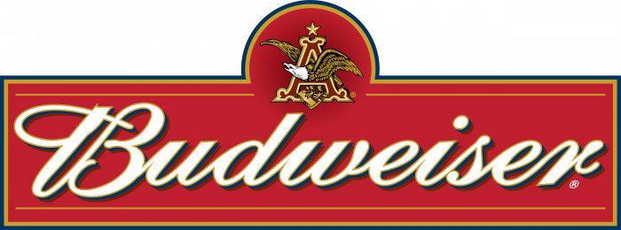 Budweiser logo red