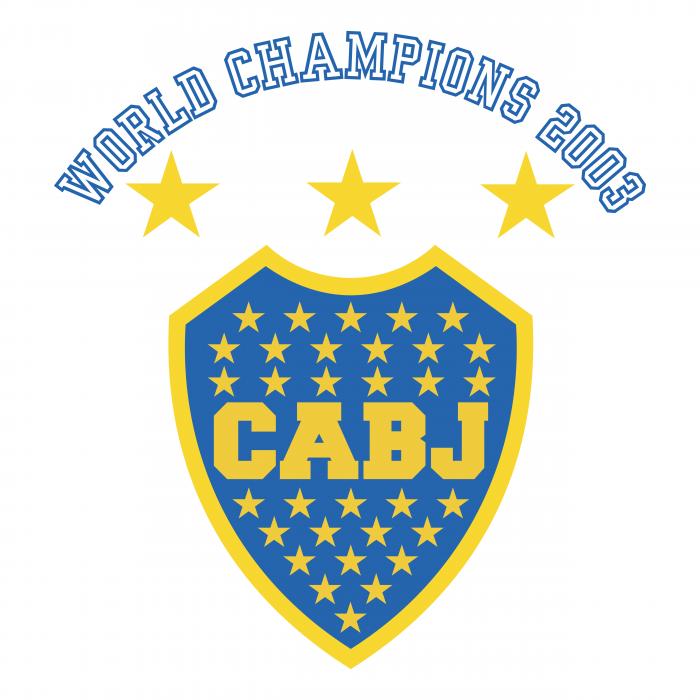 CABJ Champions 2003 logo