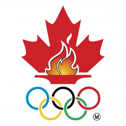 Canadian Olympic Team logo