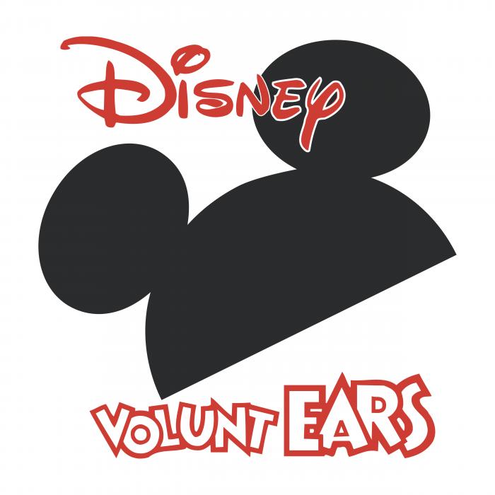 Disney Volunt Ears logo