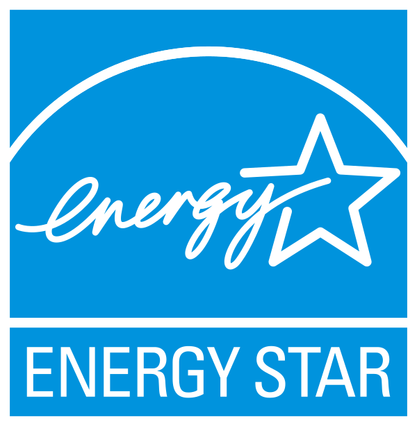 Energy Star logo blue