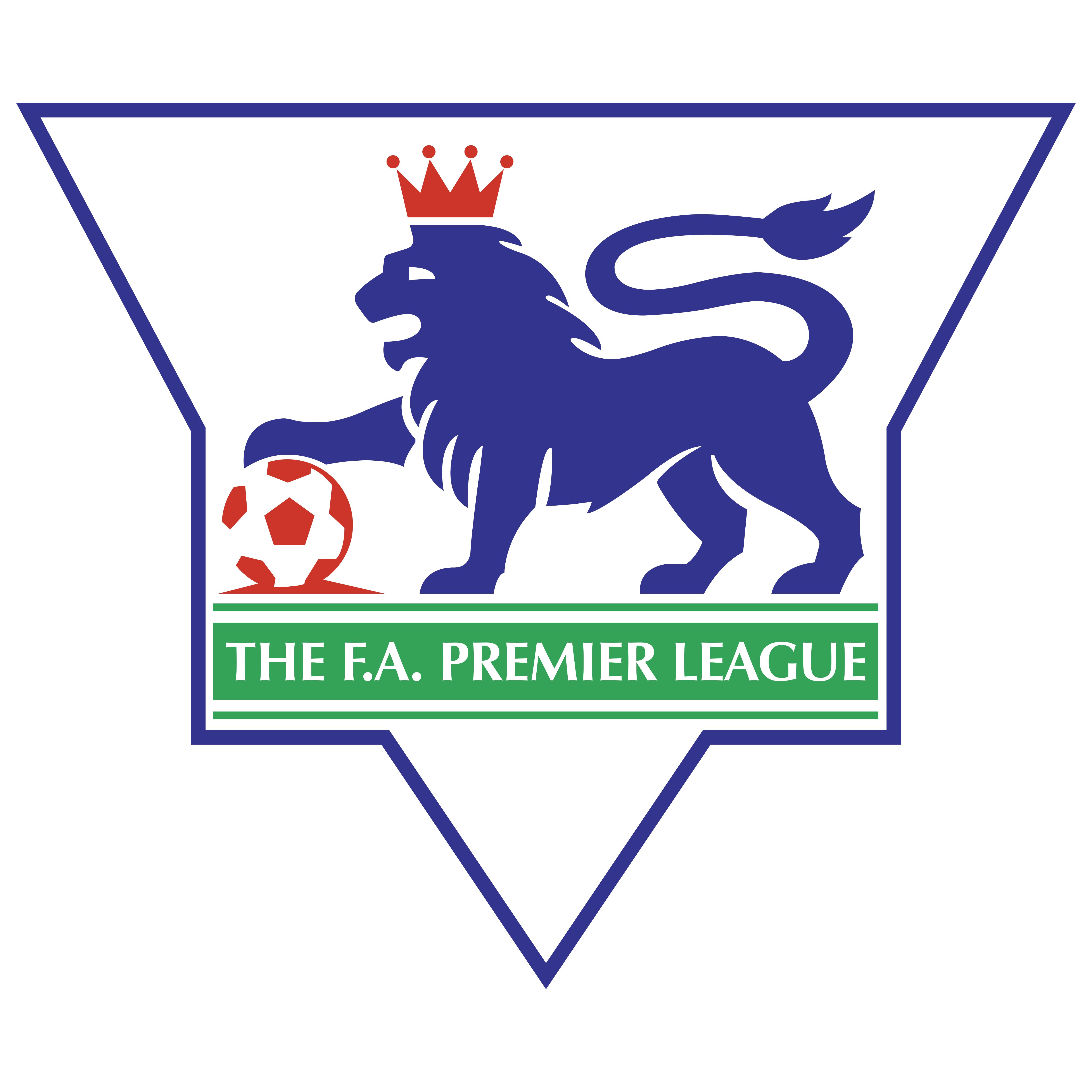 FA Premier League - Logos Download