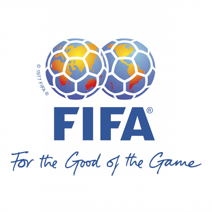 FIFA logo colored