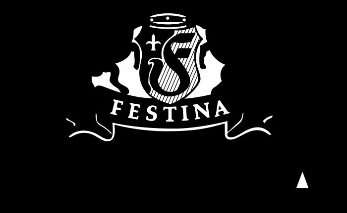 Festina logo black