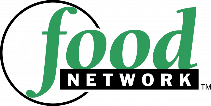 Food Network logo green