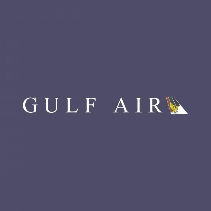 Gulf Air logo cube