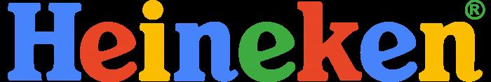 Heineken logo google