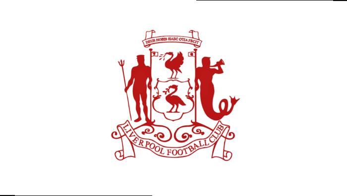 Liverpool FC Logo 1892