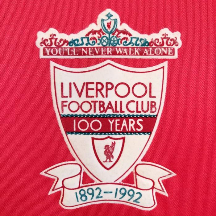 Liverpool FC Logo 1992