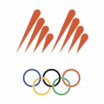 Macedonian Olympic Committee logo