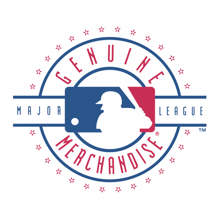 Major League Baseball Genuine logo