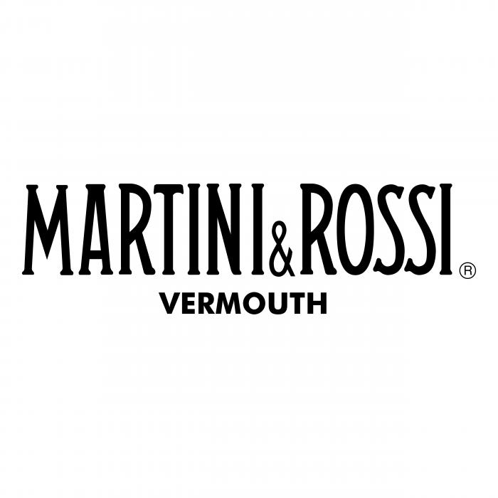 Martini Rossi vermouth logo