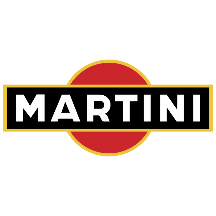 Martini logo black