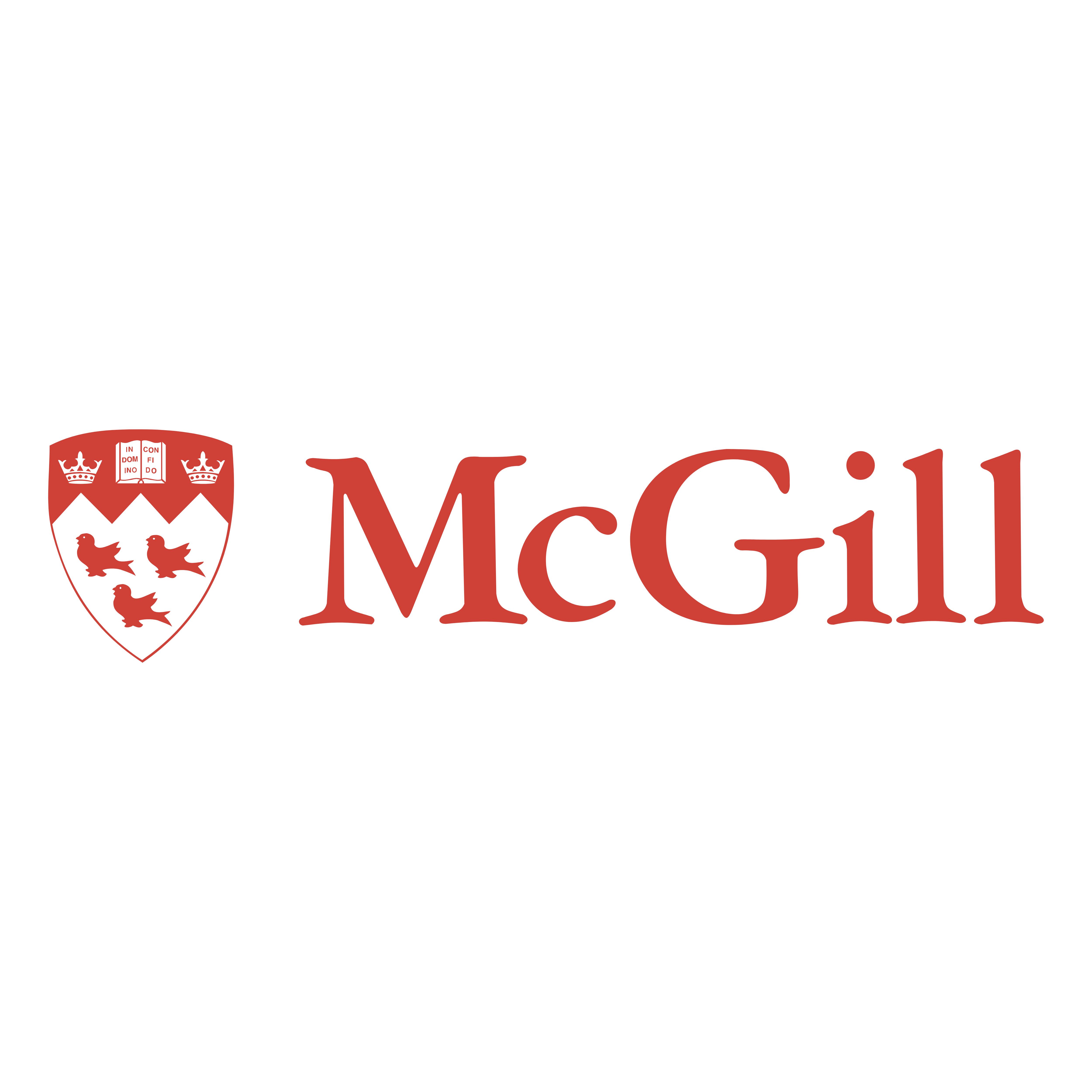 mcgill university � logos download