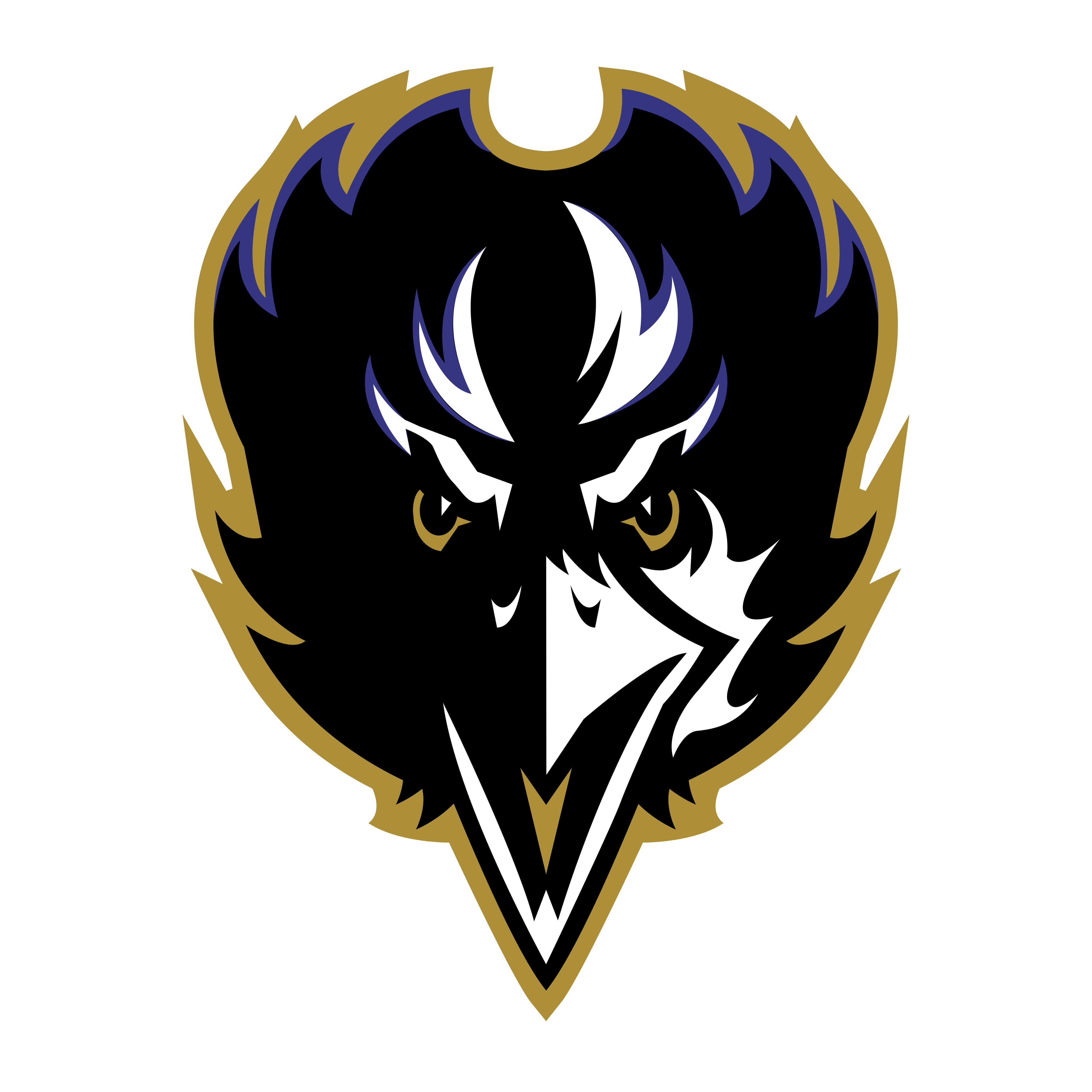 Baltimore Ravens – Logos Download