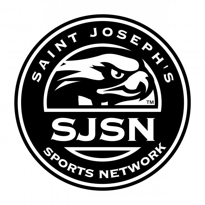 SJSN Hawks logo black