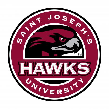 Saint Joseph s Hawks University logo