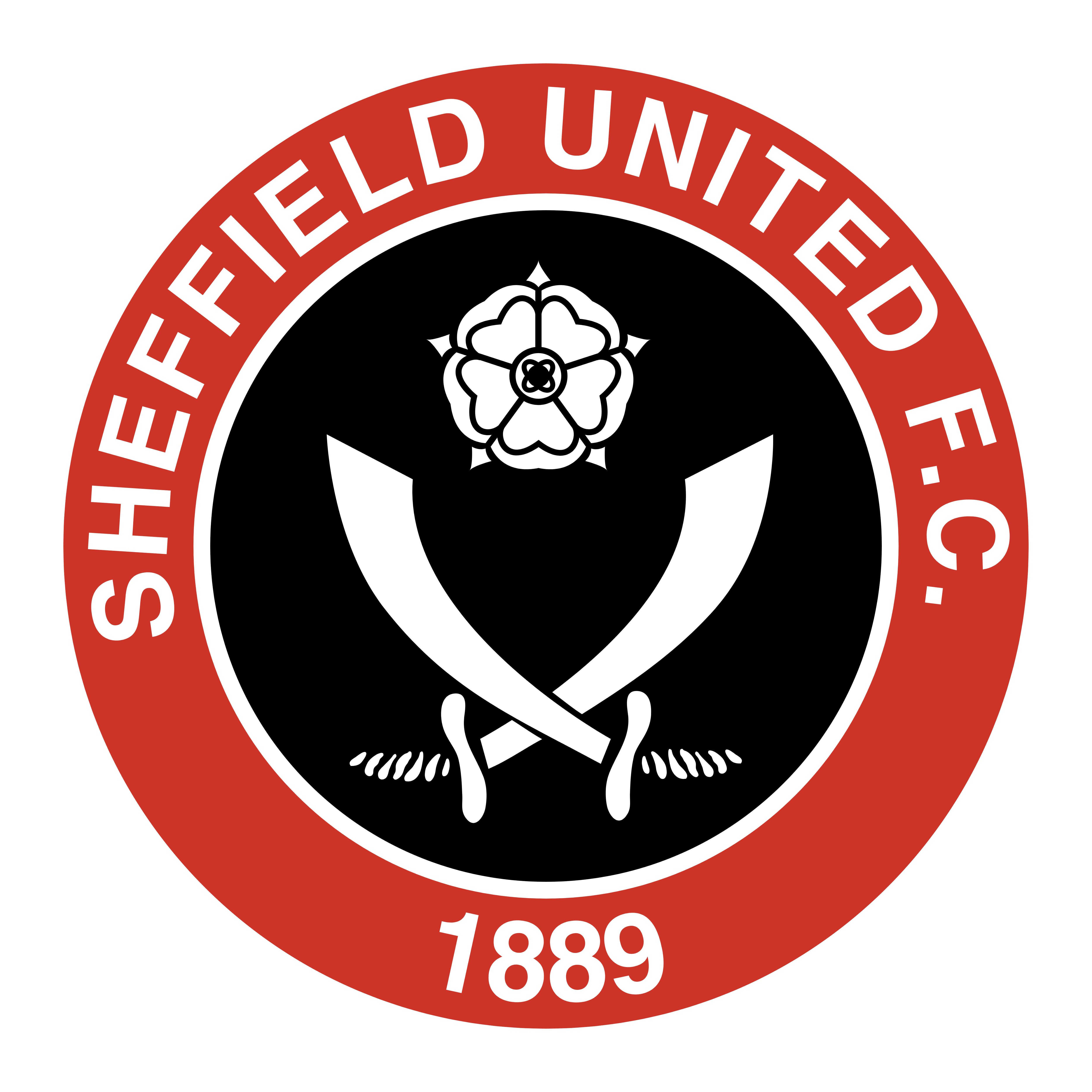 sheffield united fc � logos download