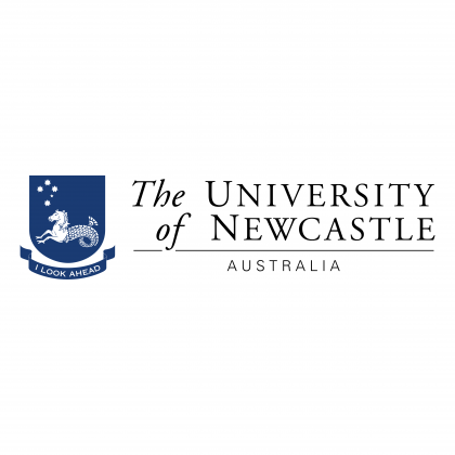 The University of Newcastle logo