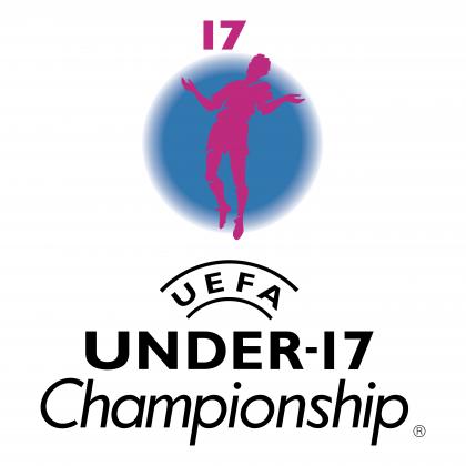 UEFA under 17 Championship logo
