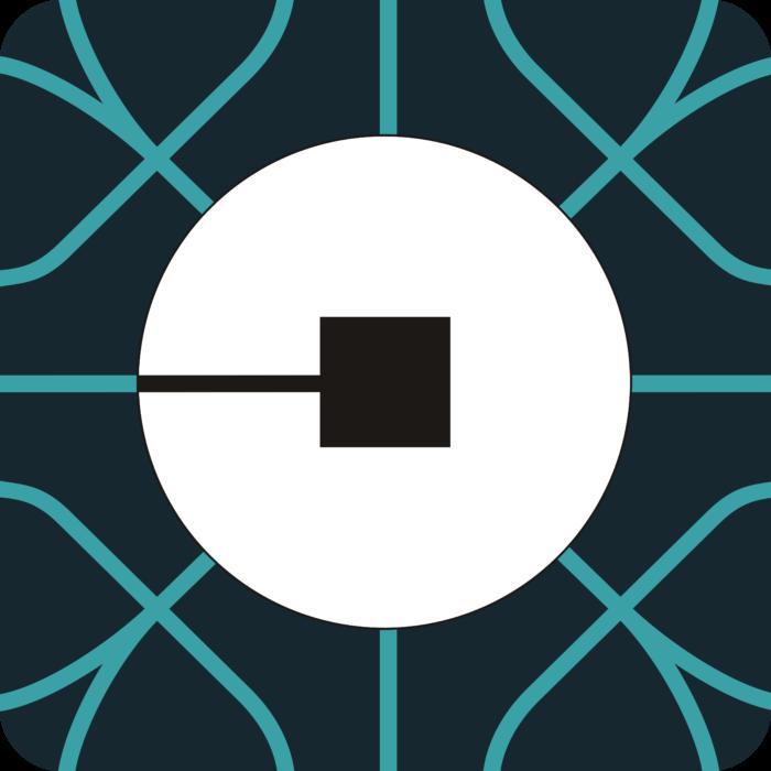 Uber rider app Logo 2016