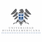Universidad Hispanoamericana logo