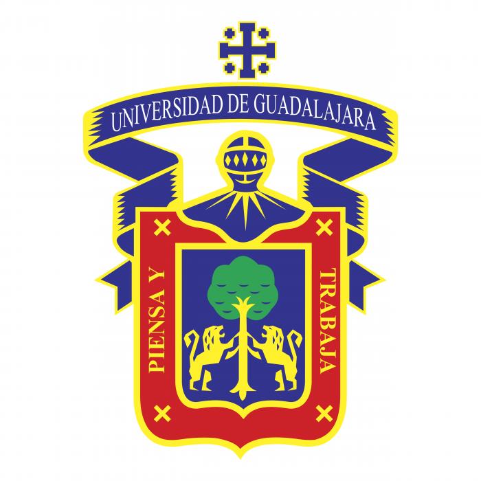 Universidad de Guadalajara logo
