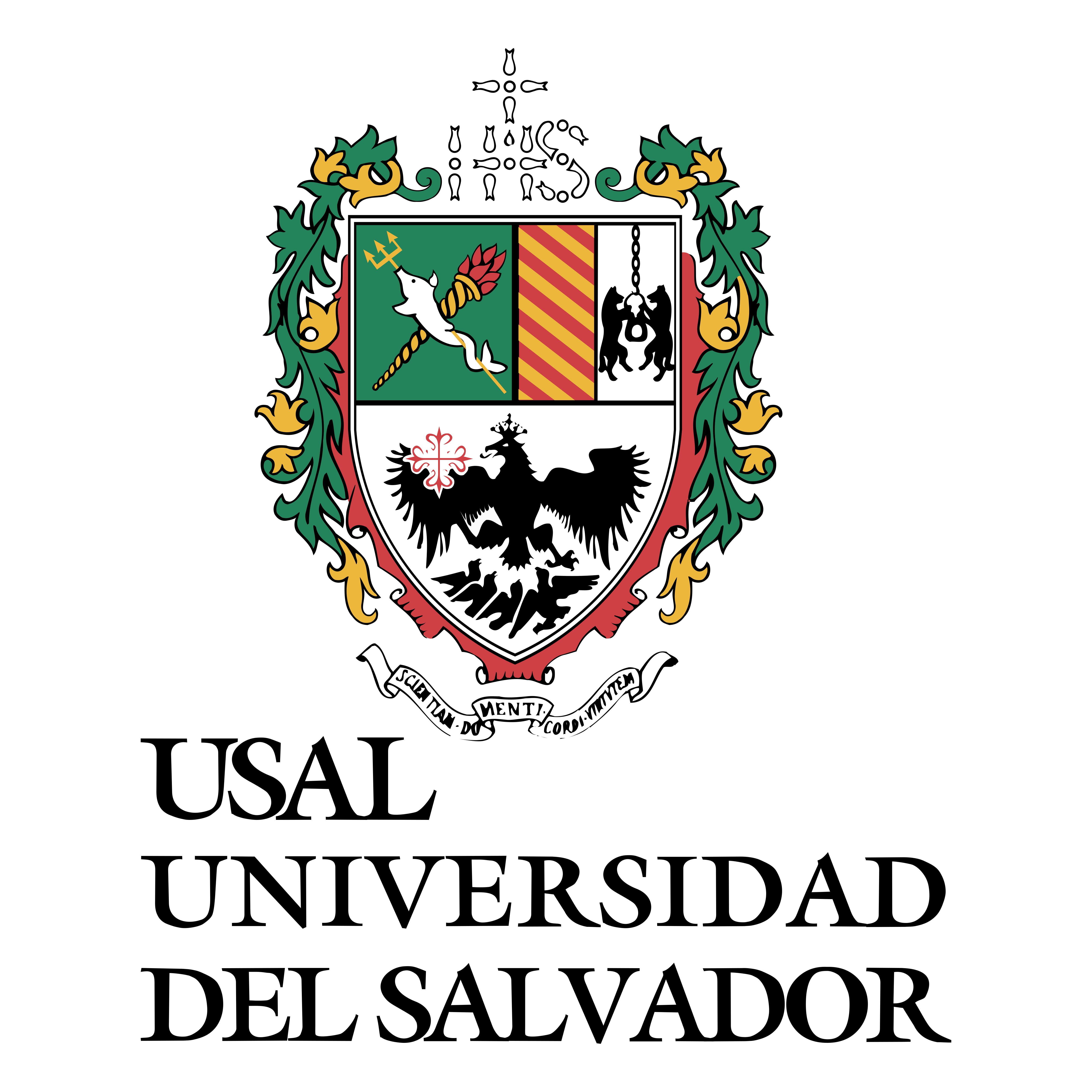 universidad del salvador logos download