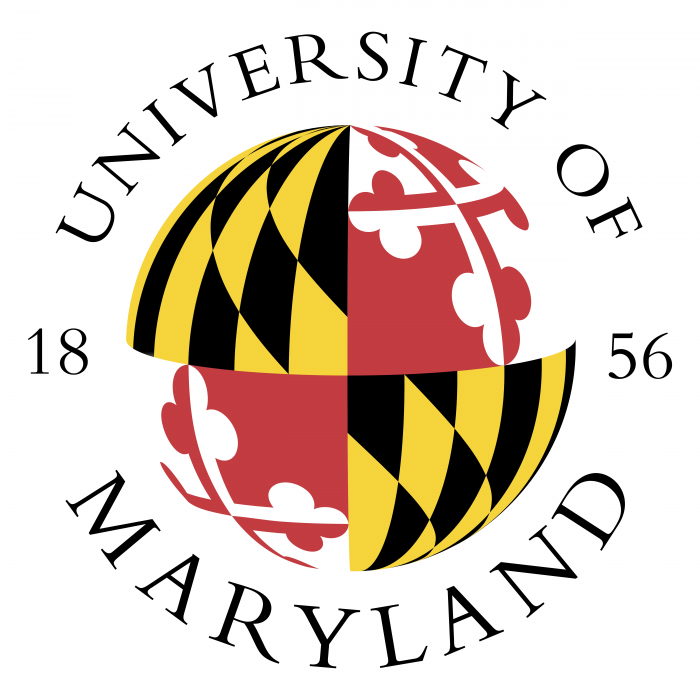 University of Maryland 1856 logo