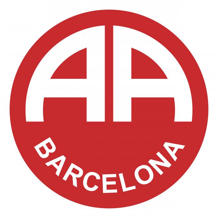 AA Barcelona de Uruguaiana RS logo