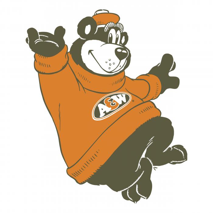 A&W bear logo