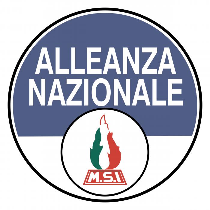 Alleanza Nazionale logo dim