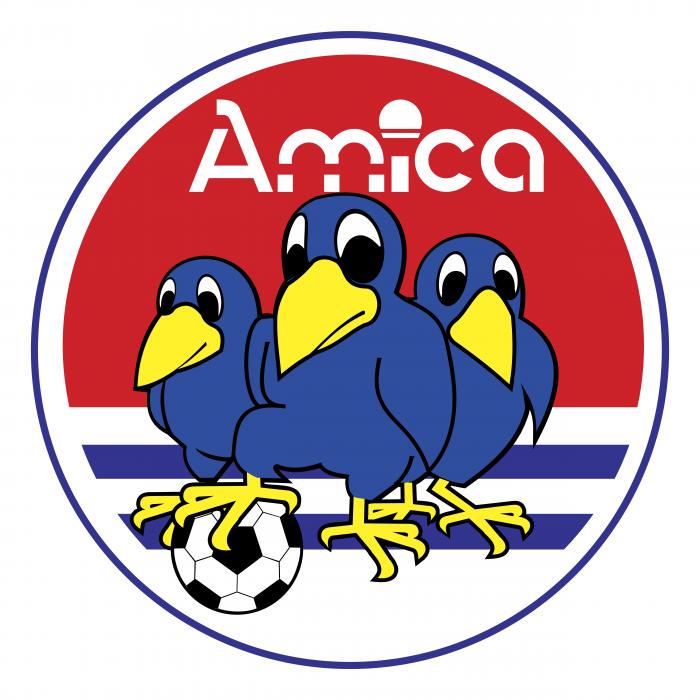 Amica Wronki logo