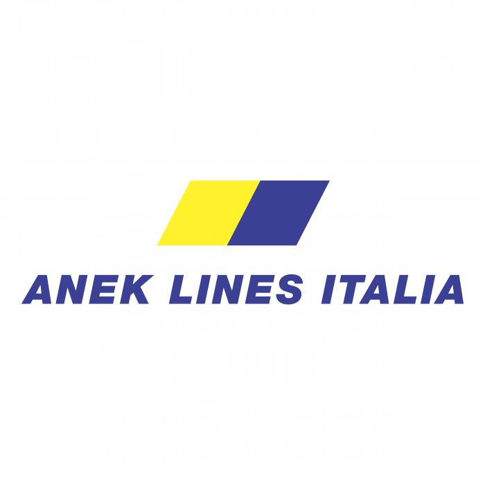 Anek Lines Italia logo